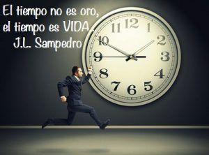 El tiempo es vida