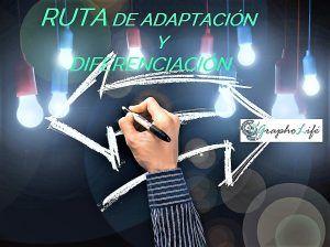 Ruta de Adaptación y Diferenciación